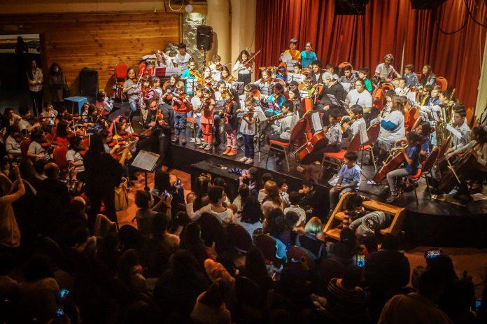 Concierto Orquesta Escuela Municipal