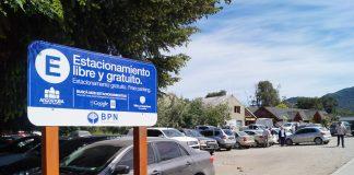 estacionamiento cerro bayo y av. arrayanes